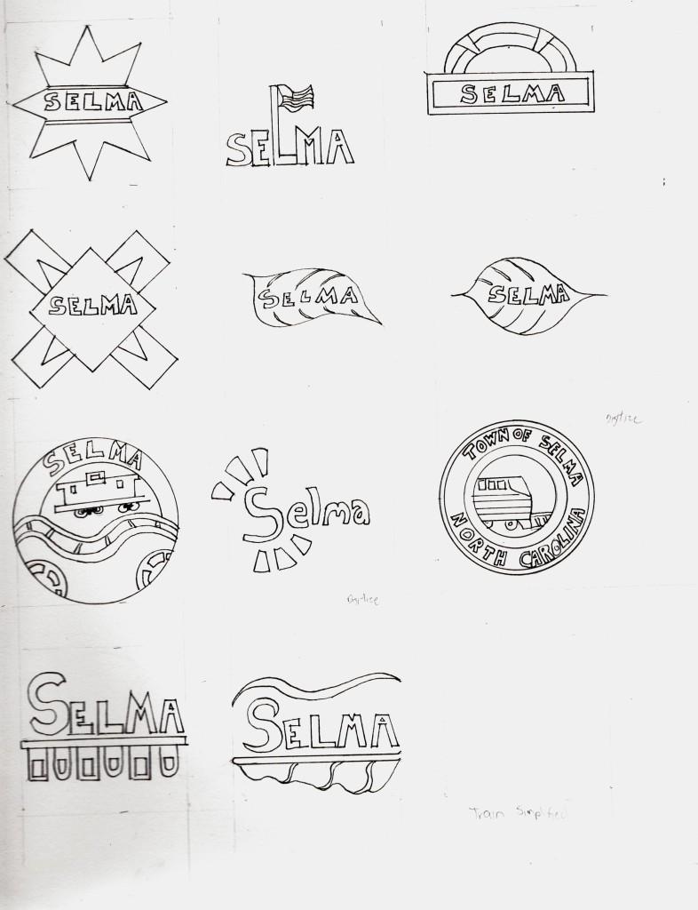 12 Selma Logos