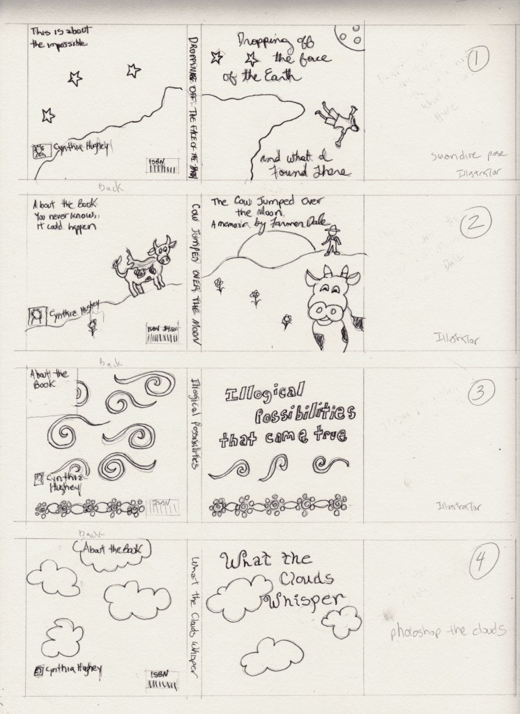 Sketches for Blank Book