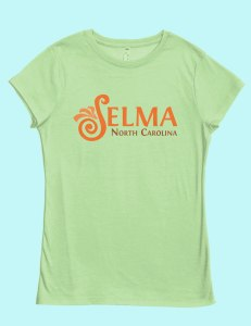SelmaOrangeWing_t-shirt