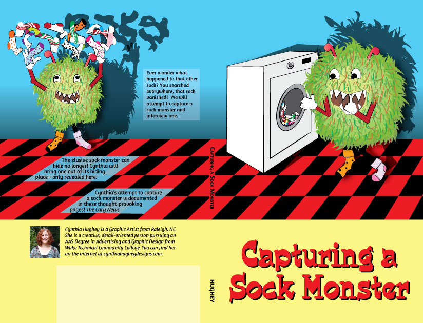 Final cover of Sock Monster