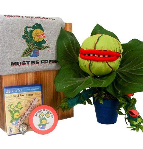 Little Shop of Horrors Video Game Kit
