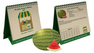 North Carolina Farmers Market calendar