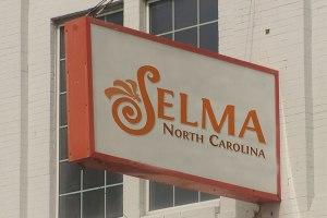 Selma Store Sign