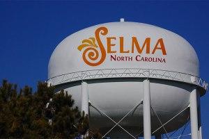 Mock-Up of Selma Watertower