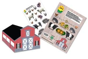Shine Organic Farms handouts
